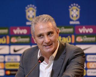 Blog Esportivo do Suíço:  Tite convoca Seleção Brasileira para os jogos contra Equador e Colômbia