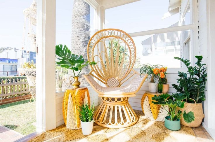 You can now get the bold boho style of Justina Blakeney in furniture form. Creator of the lifestyle and design blog The Jungalow, Blakeney announced this week that her collaboration with Selamat Designs is now available for purchase online.