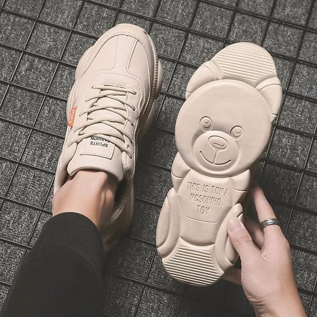 trainers Teddy bear Moschino sneakers