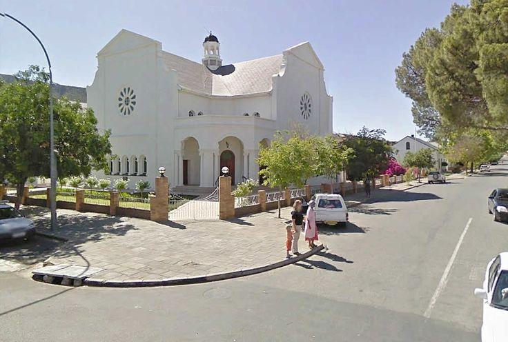Dutch Reformed Church – Nuwe Kerk