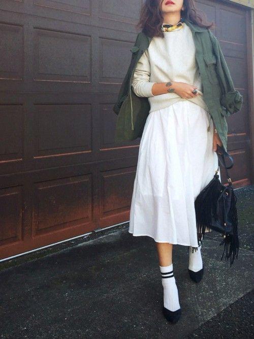 plage / select vintageのジャケット/アウターを使ったB.のコーディネートです。WEARはモデル・俳優・ショップスタッフなどの着こなしをチェックできるファッションコーディネートサイトです。