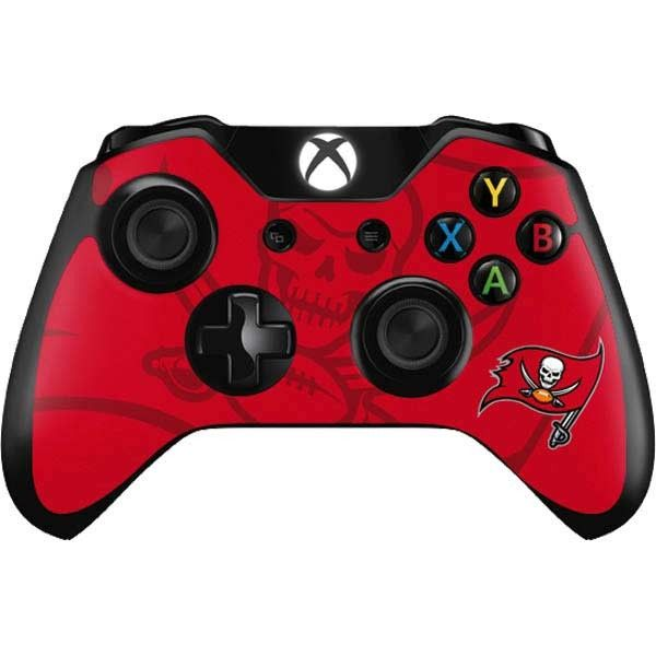 Tampa Bay Buccaneers Double Vision Xbox One Controller Skin Xbox One Controller Games Xbox