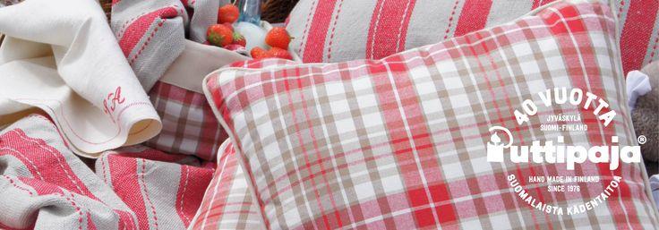 Kodin tekstiilit