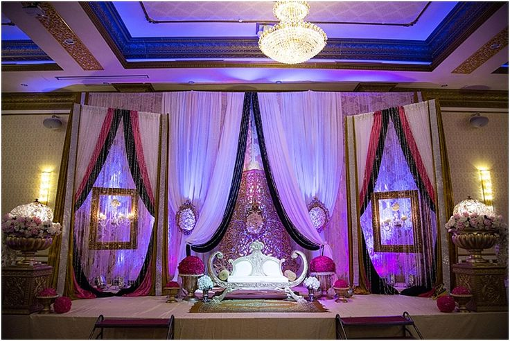 Photography and Videography: Focus Production  Venue and Catering: Royal Celebrations Banquet Hall Wedding   Decoration – Karma Design Studio