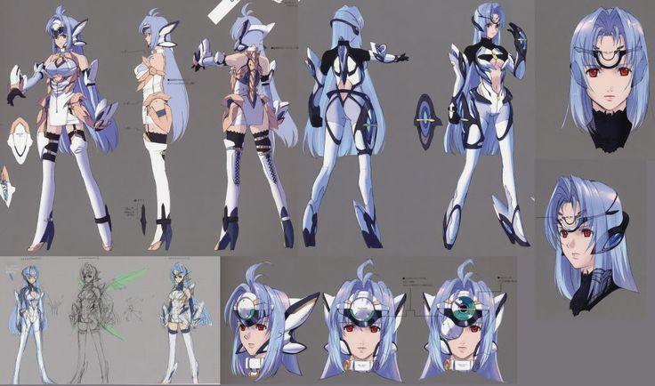 Xenosaga Character Design : 「xenosaga」のおすすめ画像 件 pinterest キャラクターデザイン、宇宙、アニメの女の子