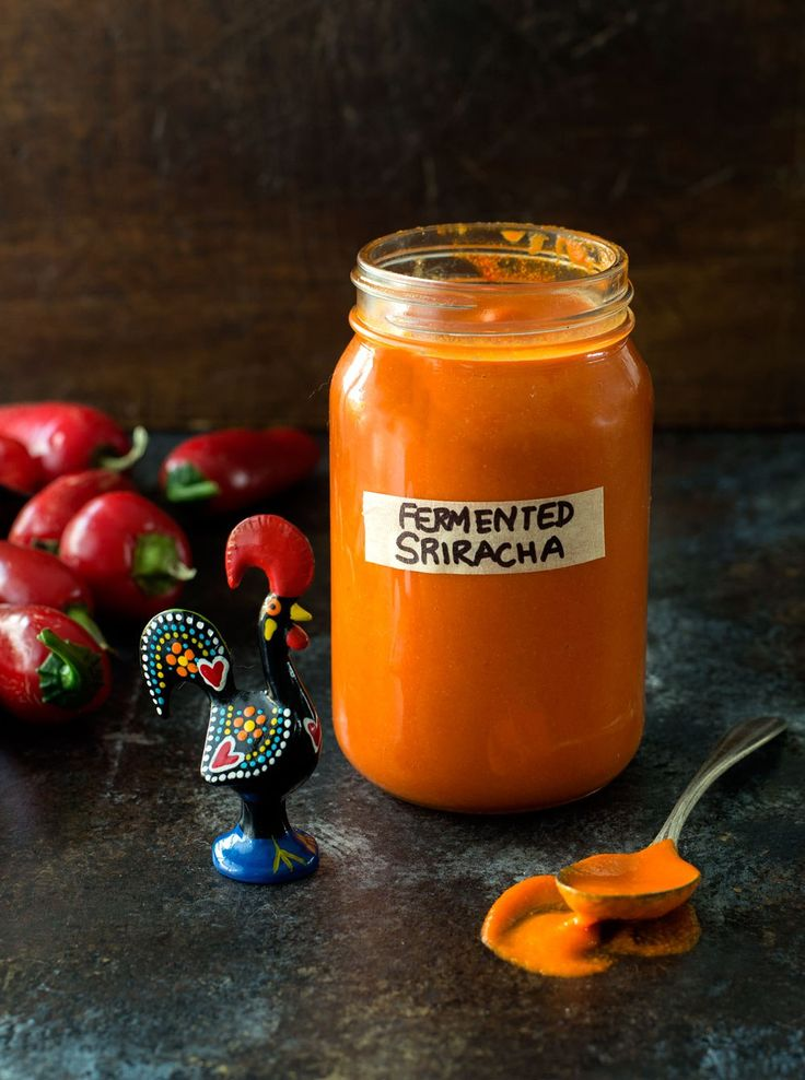 Fermented Sriracha