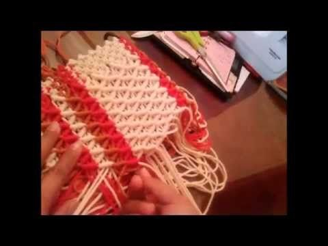about my macrame i ever made, if u like it just give ur thumb, thank u, we are hand made from indonesia.