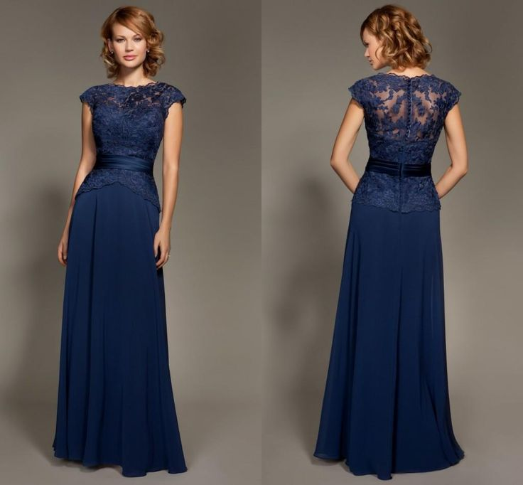 Long lace bridesmaid dresses uk online