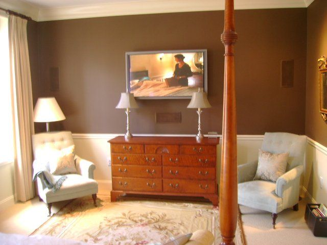 Master Bedroom with TV   Master Bedroom TV with In Wall Speakers   Yelp. 9 best Home theatre images on Pinterest   Home theatre  Living