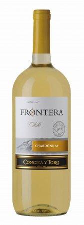 Frontera #Chardonnay #Chilean_wines