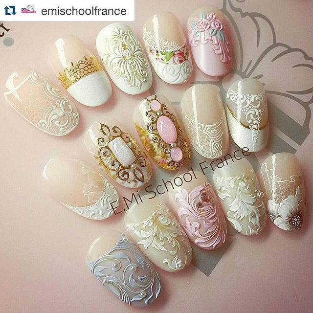 246 best Nailart images on Pinterest | Nail design, Cute nails and ...