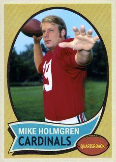 Qb Mike Holmgren
