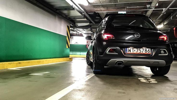 Opel Adam Rocks miejski indywidualista klasy premium?