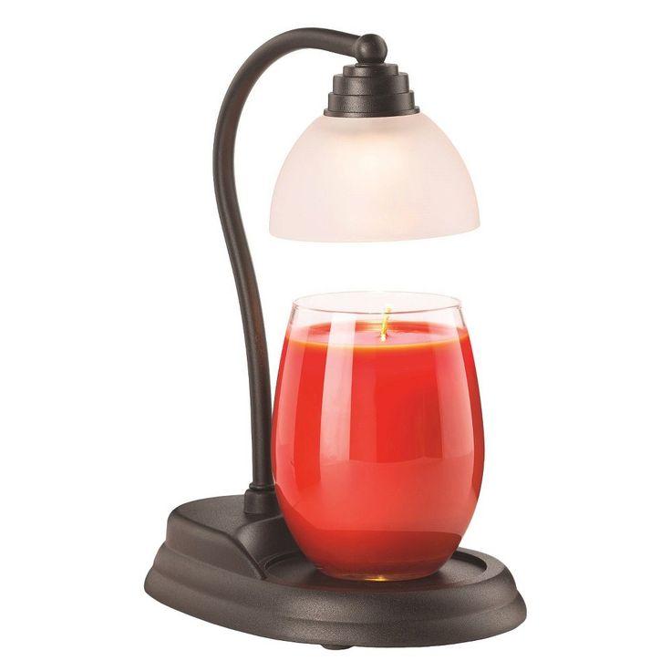 Aurora Candle Warmer Lamp Black - Candle Warmers Etc.