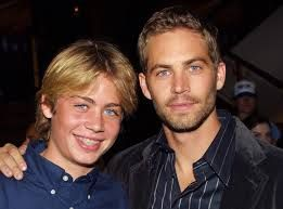 paul walker with younger brother