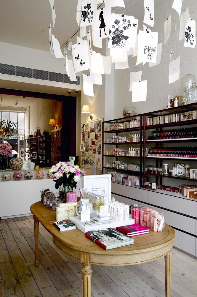 Bloom Cosmetics flagship store in Chapel Street