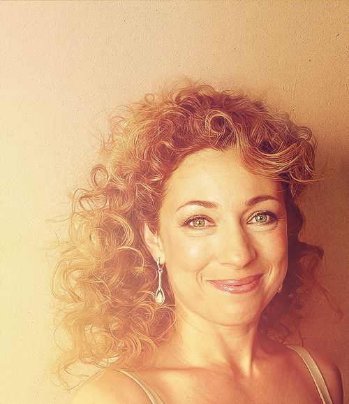 The incredible (!) Alex Kingston