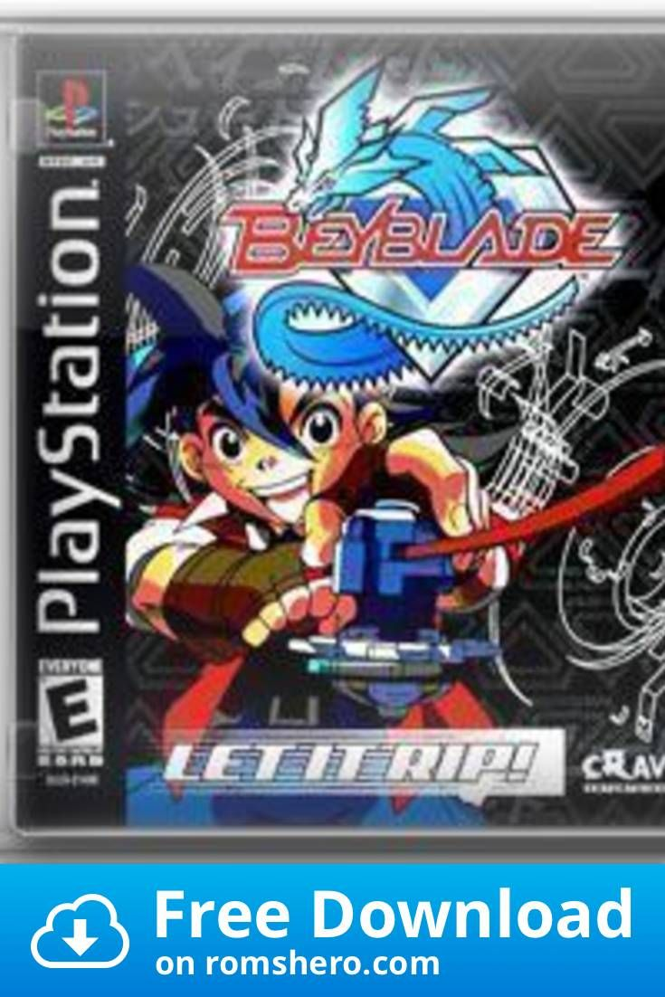 Download Beyblade Let It Rip Slus 01489 Playstation Psx