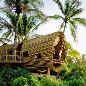 Playa Viva Treehouse Hotel, Zihuatanejo