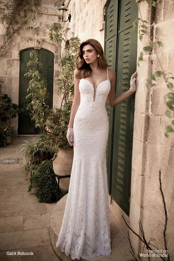 Galit Robinik 2016 Wedding Dress