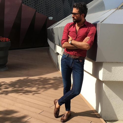 Men's Street Style Inspiration #33 Follow... | MenStyle1- Men's Style Blog