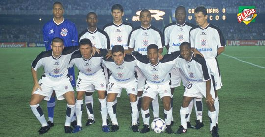Títulos - Sport Club Corinthians Paulista Mundial de clubes - 2000