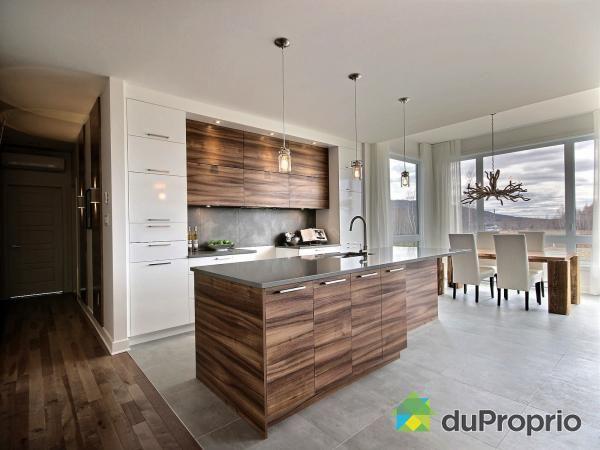 Maison neuve à vendre Bromont, 35, rue du Diamant, immobilier Québec   DuProprio   530698