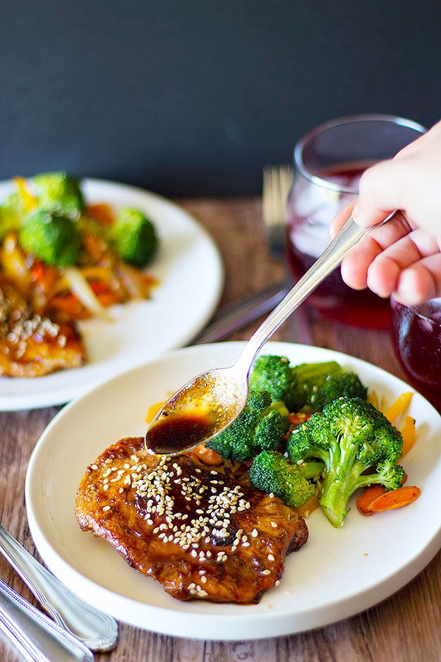 30-minute Honey Sesame Chicken | Community Post: 15 Asian-Inspired Dishes That…