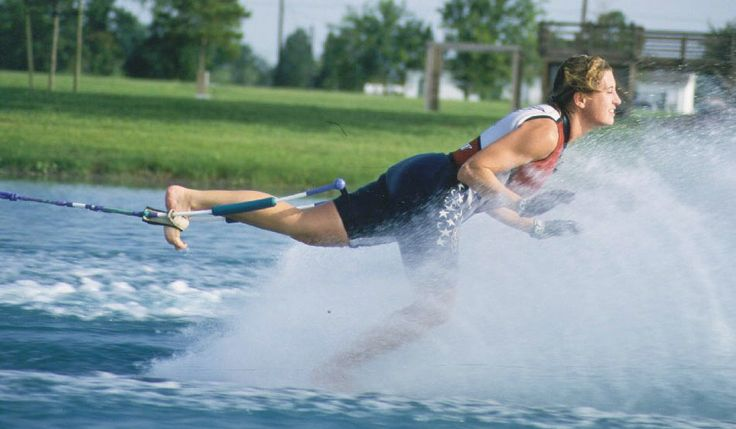 17 Best Images About Barefoot Waterskiing On Pinterest