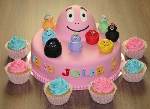 how to make a fondant barbapapa - Google-søgning