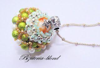 bizuteria-blond: Kombinacje koralikowe oraz wymianka;)