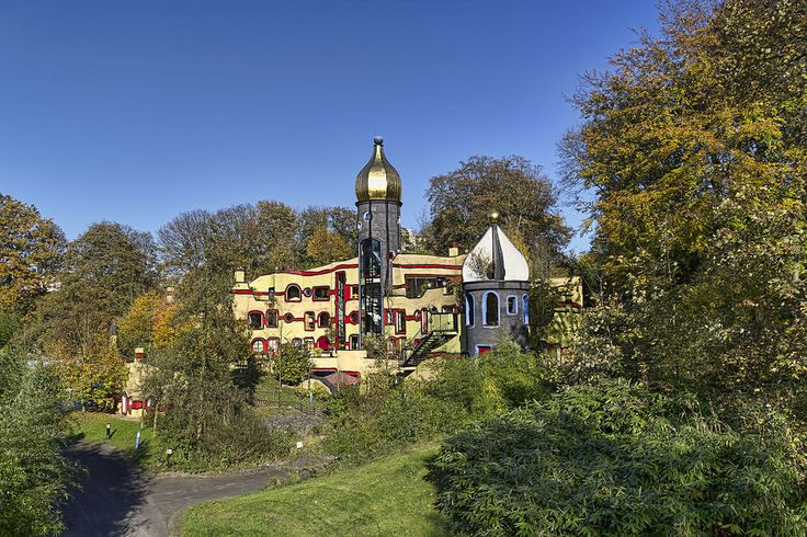Hundertwasserhaus_Grugapark Essen
