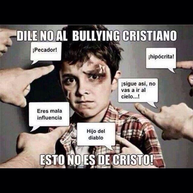 """Domingo: """"Bullying"""" 'Cristiano' – Prensa Cristiana"""
