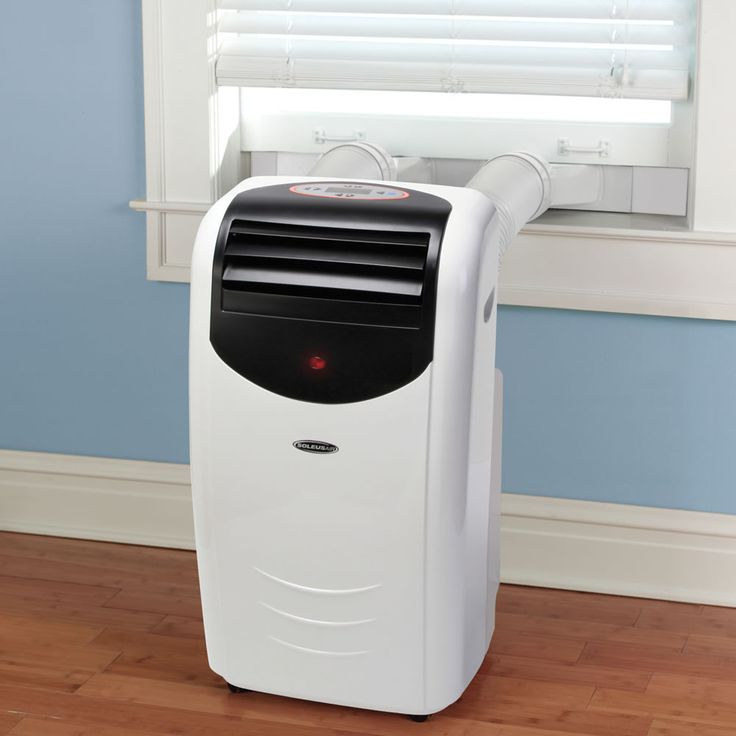 The Best Portable Air Conditioner - Hammacher Schlemmer  ...for a cool night's sleep! ahhh... :) zzzz   # Pin++ for Pinterest #