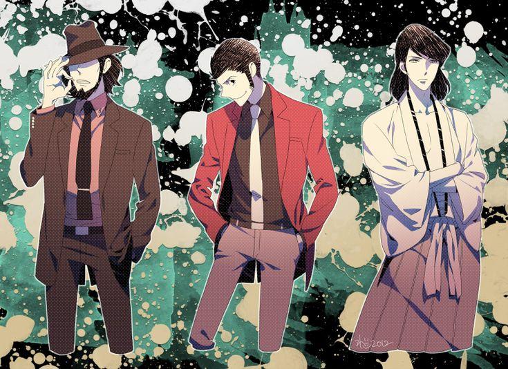 Lupin III/1165344 アニメ, イラスト, かわいい