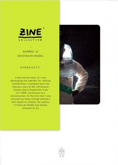 Zine Collection No 12 | Afronauts