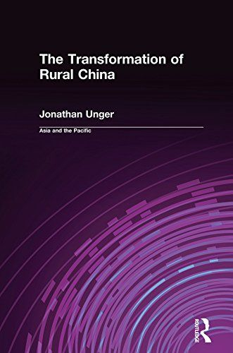 The Transformation of Rural China par [Unger, Jonathan]