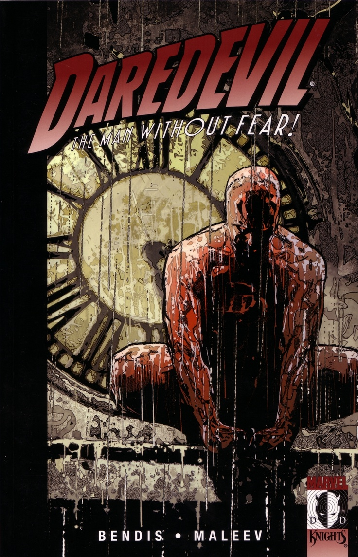 Love this cover.  Daredevil (vol. 2): Vol. 10 - The Widow