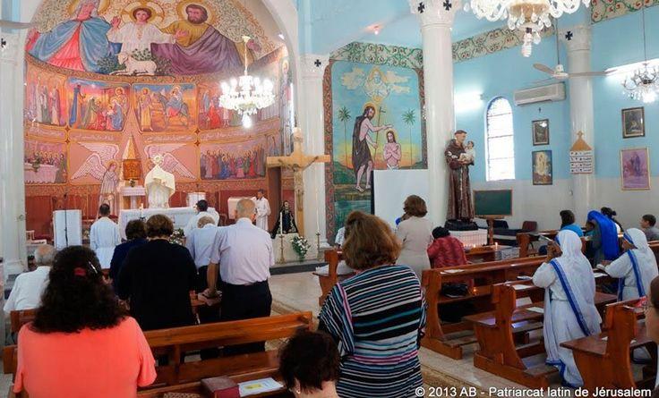 .: L'anarchiste-Orient :.: Misil alcanza la única parroquia católica en Franj...