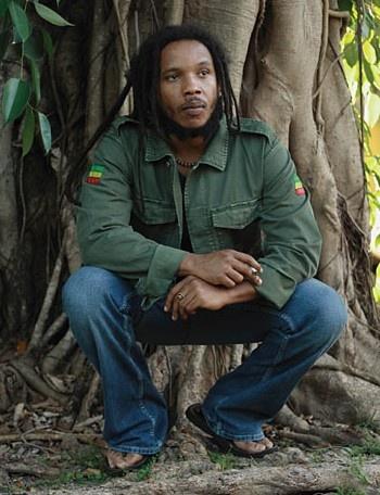 "Stephen Robert Nesta ""Raggamuffin"" Marley (1972)  Jamaican American musician. Six-time Grammy award winner as an artist, producer, and member of Ziggy Marley & The Melody Makers. Son of Bob Marley and Rita Marley"