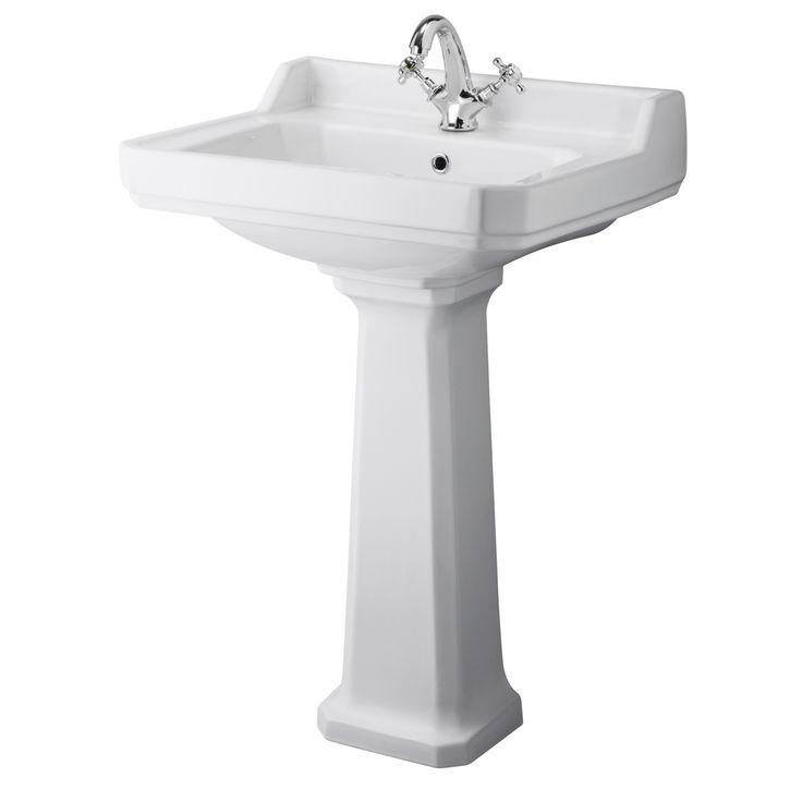 1000 id es sur le th me lavabo de colonne sur pinterest lavabos salle de b - Lavabo ancien sur colonne ...