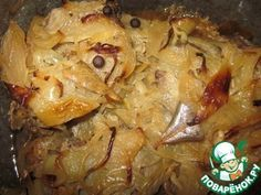 Мясо в луковом соке