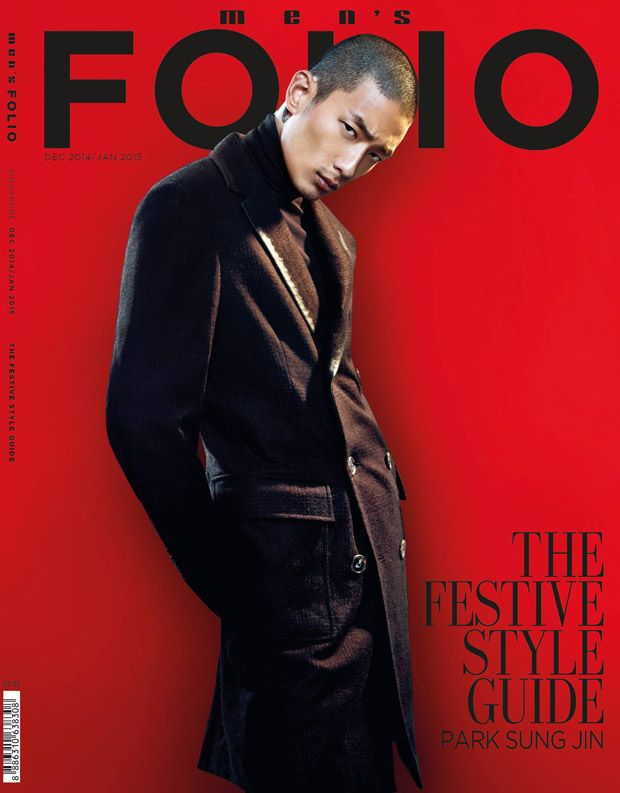 Sung Jin Park for Men's Folio Singapore by Joel Lim