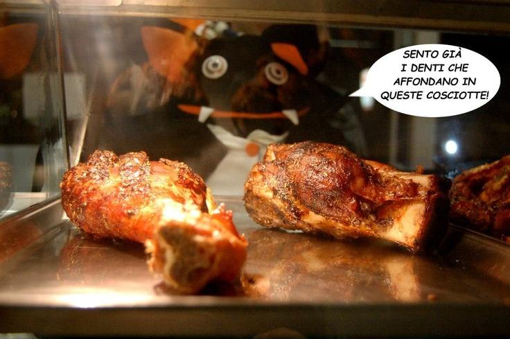 Zoommy punta la preda da Sfizi e pollo!