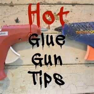 hot glue gun techniques - Yahoo Image Search results
