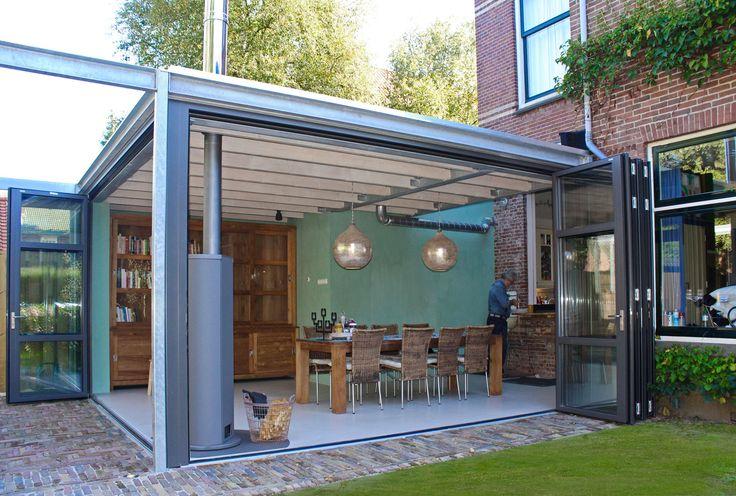 25 beste idee n over industri le architectuur op pinterest beton architectuur industrieel - Decoratie studio ontwerp ...