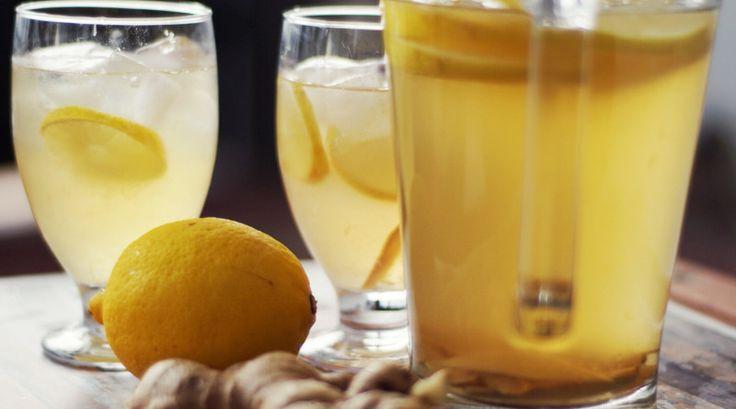 resep minuman lemon, resep olahan jahe, resep minuman segar, honey lemon shot, honey lemon ice, es yang enak dan mudah, cara membuat minuman mudah