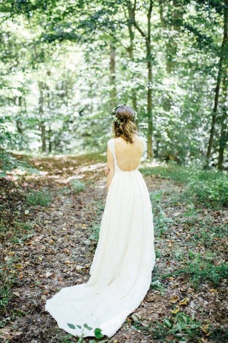 Olia+Zavozina wedding gown for sale
