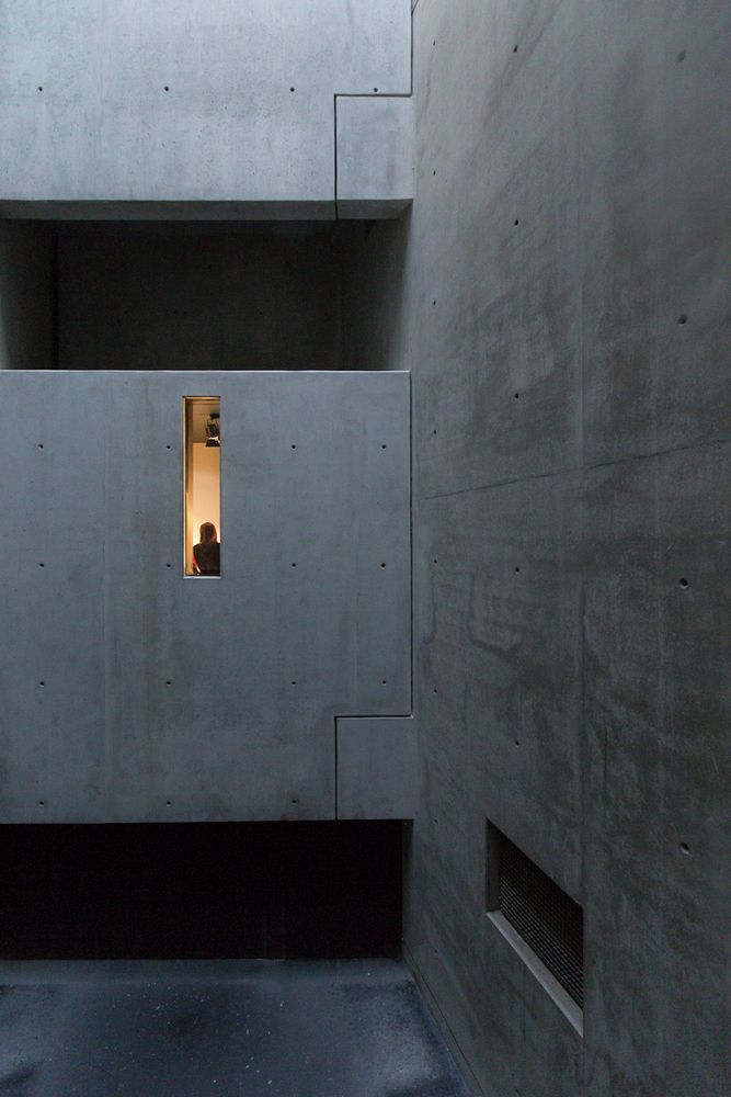 Gallery - Daniel Libeskind's Jewish Museum Berlin Photographed by Laurian Ghinitoiu - 15