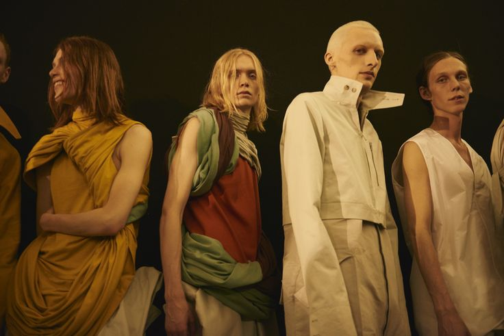 Rick Owens Menswear Spring 2017 at Paris Fashion Week Photos | W Magazine